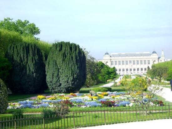 Parks gardens in paris for Jardins des plantes