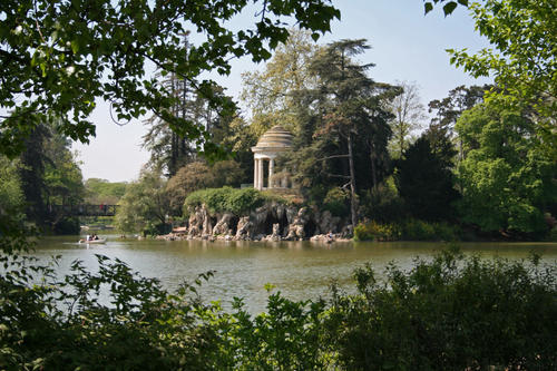 Bois de Boulogne and Bois de Vincennes ~ Bois De Boulogne Parc
