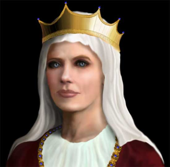 eleanor of aquitaine children